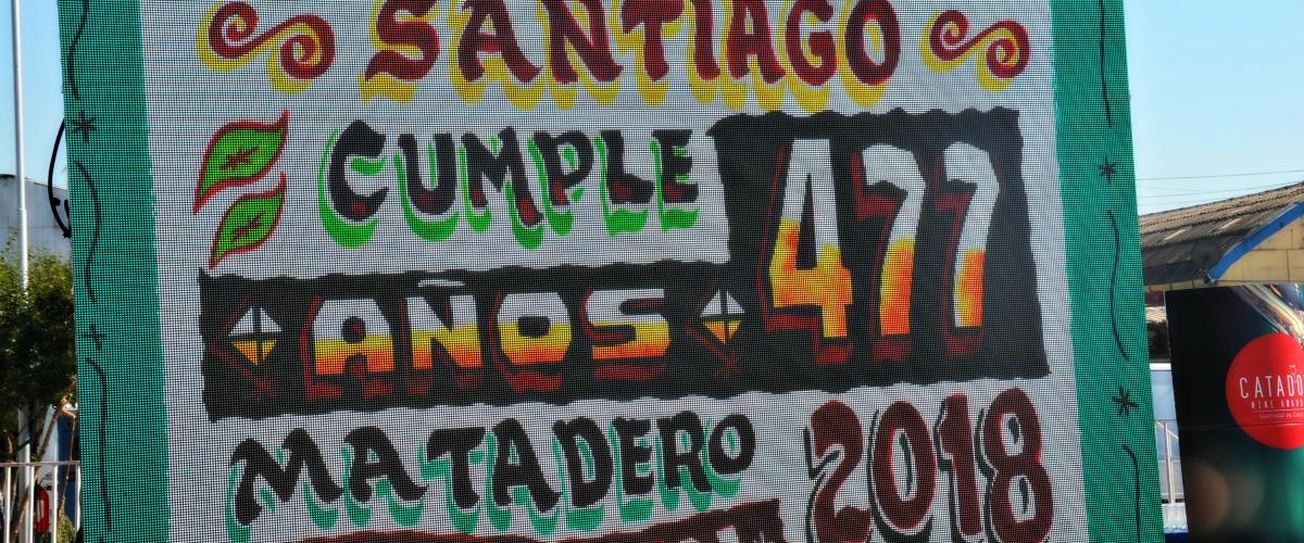 CORE SANTIAGO PARTICIPÓ EN CEREMONIA DE ANIVERSARIO DE LOS 477 AÑOS DE LA FUNDACIÓN DE SANTIAGO