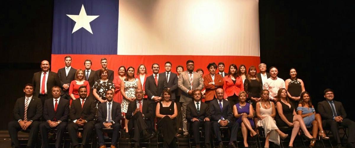 ASUME CONSEJO REGIONAL METROPOLITANO DE SANTIAGO PERIODO 2018-2022